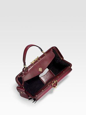 Gucci - Lady Stirrup Medium Top Handle Bag