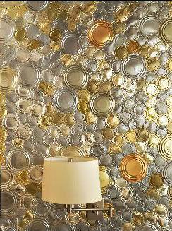 Tin Can Wall