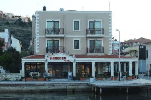Hanedan Hotel Foca Izmir This Beachfront In S Centre Is A