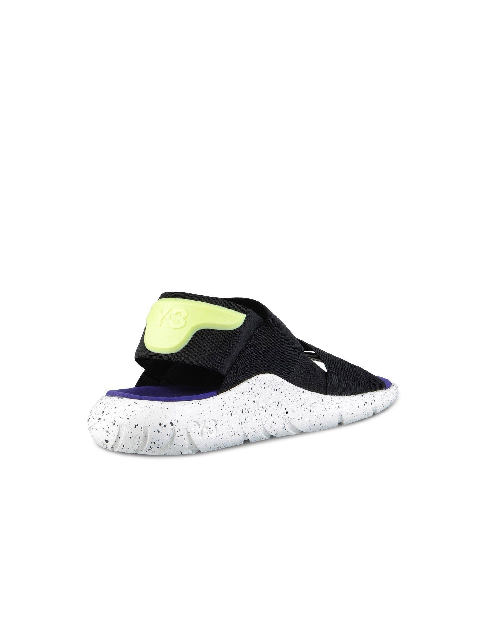 y 3 qasa sandalo scarpe uomo y 3 adidas 01 scarpe pinterest scarpe