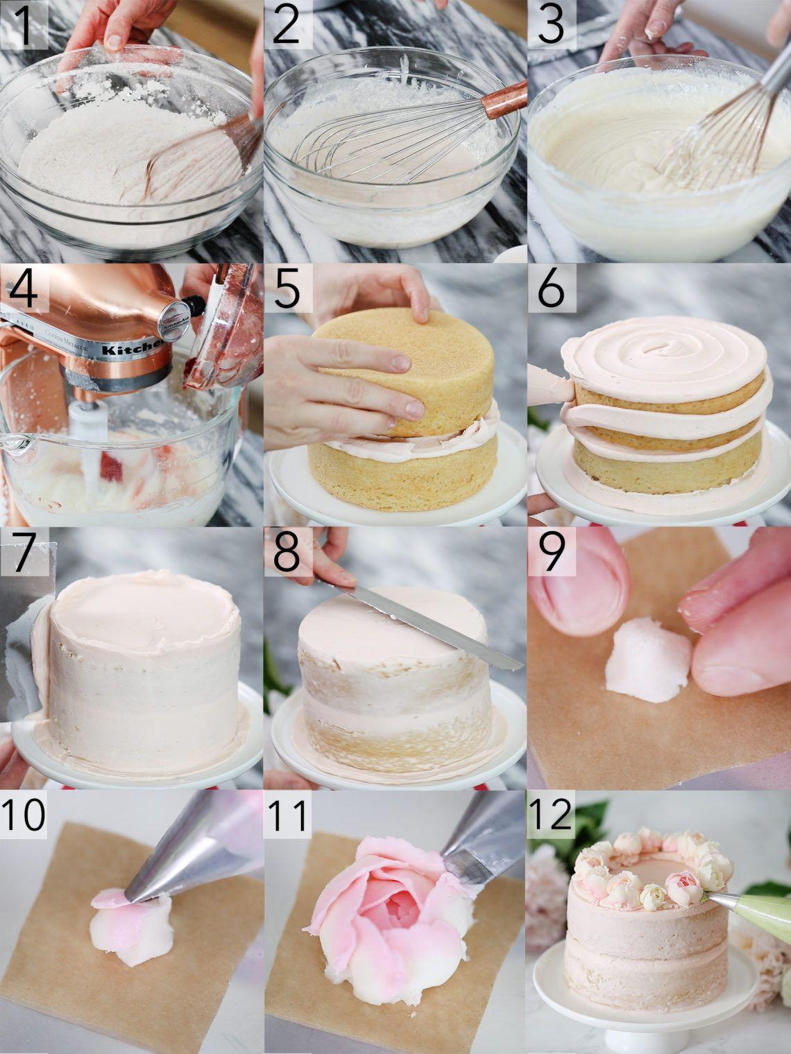 Smash Cakes Preppy Kitchen Cakes In 2019 Cake Smash