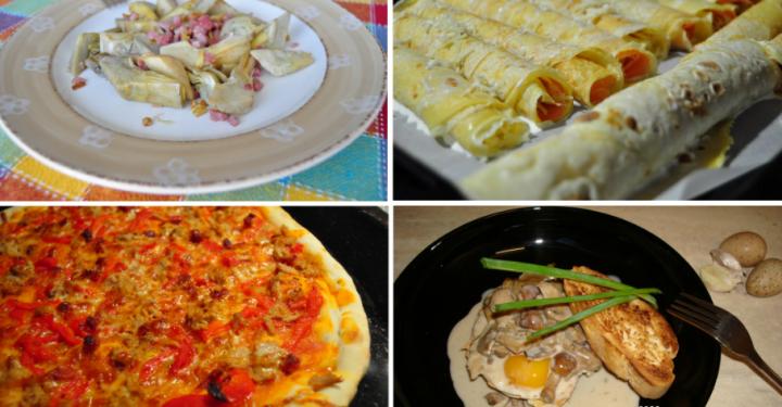 recetas de cenas faciles | RECETAS | Pinterest | Recetas de cenas ...