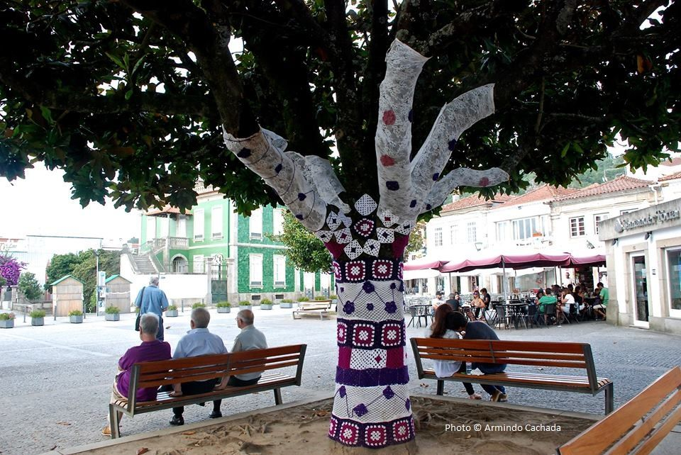 Vila Nova De Cerveira Is A Town Of The Arts This Endearing Town At The Alto Minho Region In Northern Portugal Is One Of The Most Compelling Places For Fine Art