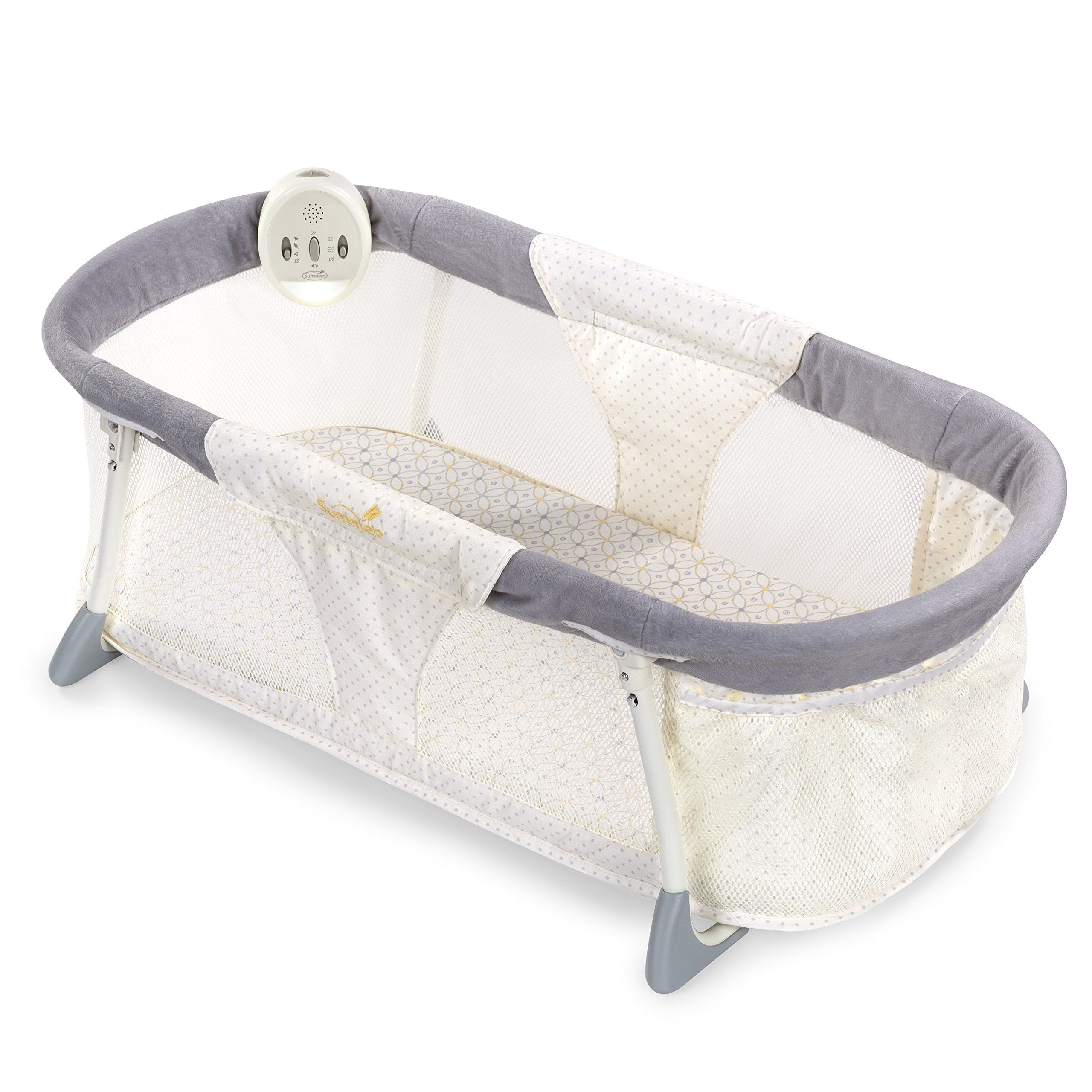 8d65700272a9 Summer Infant Deluxe Portable Co-Sleeper