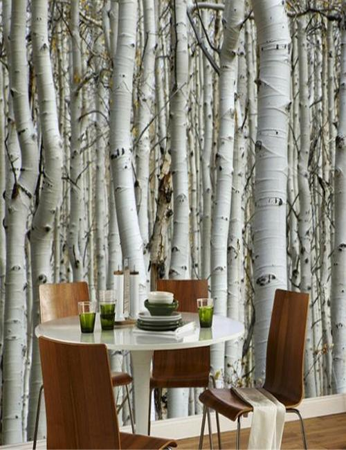 Trees And Branches Interior Trends Modern Wall Decorating Themes