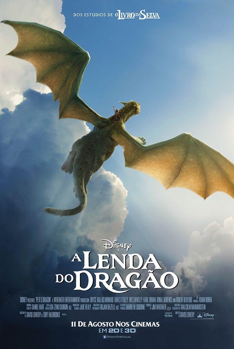 Pete's Dragon (A Lenda do Dragão) 2016 A lenda do