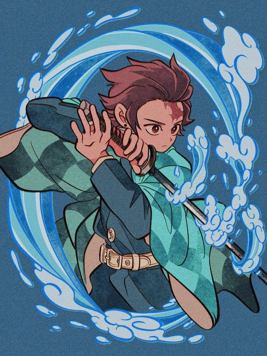 うずた on Anime demon, Slayer anime, Anime