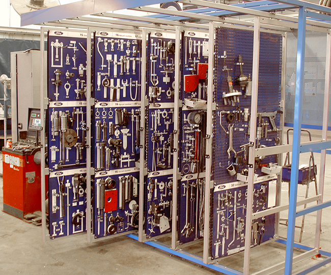 Charming Tool Storage | Special Tools And Storage Systems