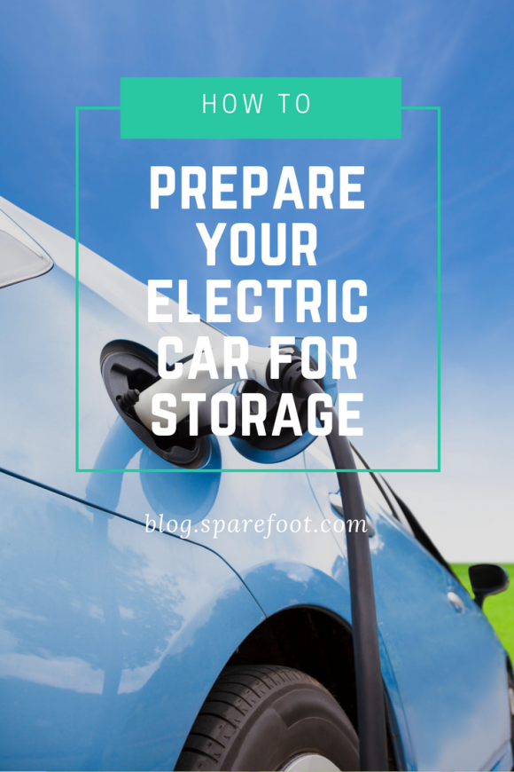 How to Prepare Your Electric Car For Storage Electric