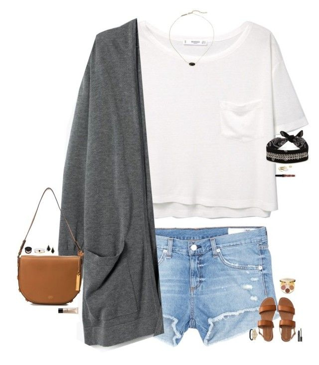 """""""don't become who hurt you."""" by maggie-prep ❤ liked on Polyvore featuring rag & bone/JEAN, Pura Vida, MANGO, Madewell, Vince Camuto, Fallon, Kendra Scott, Michael Kors, Cartier and tarte"""