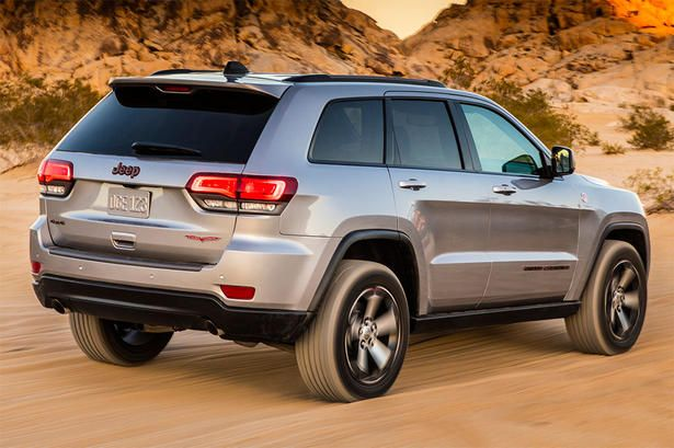 Jeep Grand Cherokee Summit And Trailhawk Revealed Jeep Grand Cherokee 2017 Jeep Grand Cherokee Jeep Grand