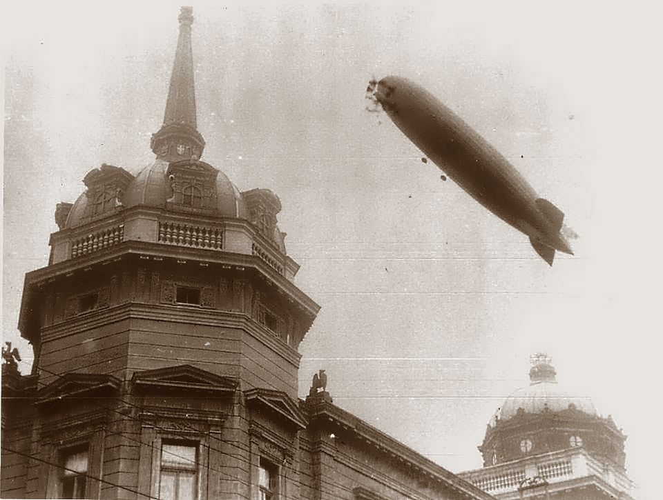 Beograd - 1929. - Graf Zeppelin