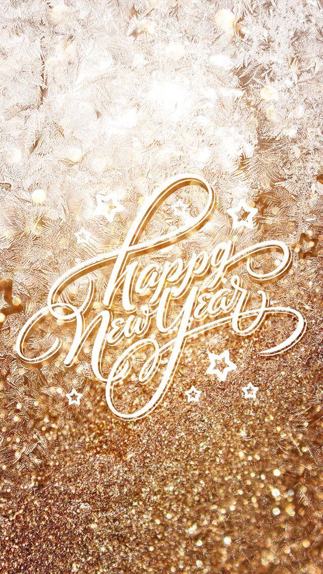 iPhone Wallpaper Happy New Year tjn Happy new year