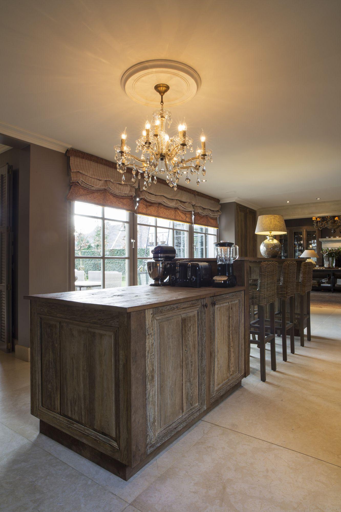 Renovatie woning met oude materialen - Kasten - Totaalprojecten