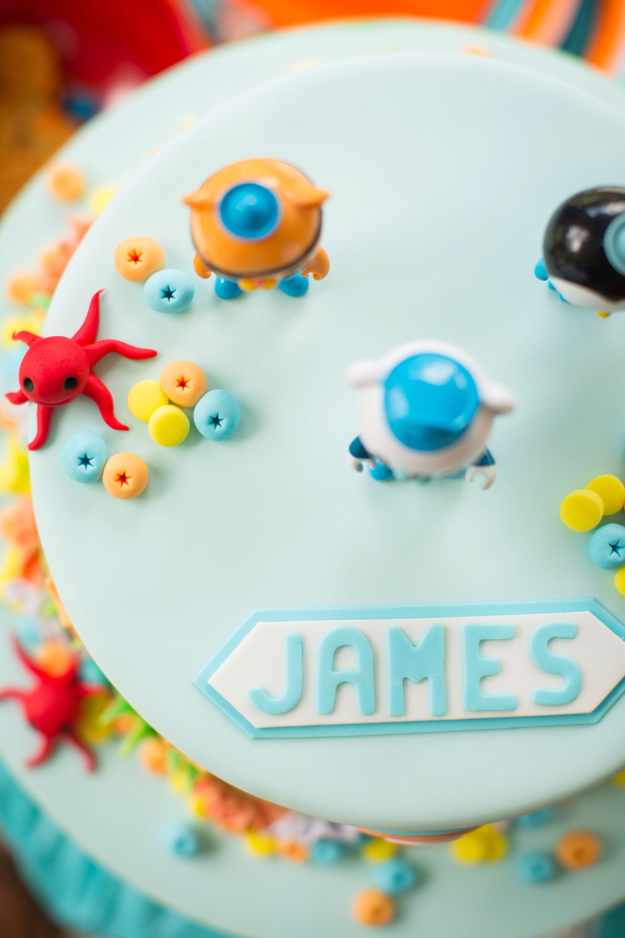 Octonauts Party Octonauts Birthday cake Kids cakes and party ideas
