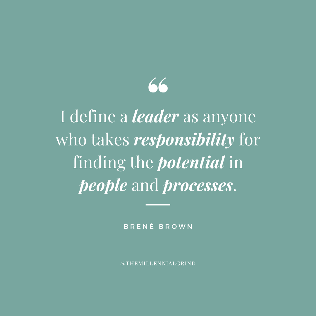 40 Empowering Quotes from Dare to Lead by Brené Brown - Quotes on Confidence and Motivation