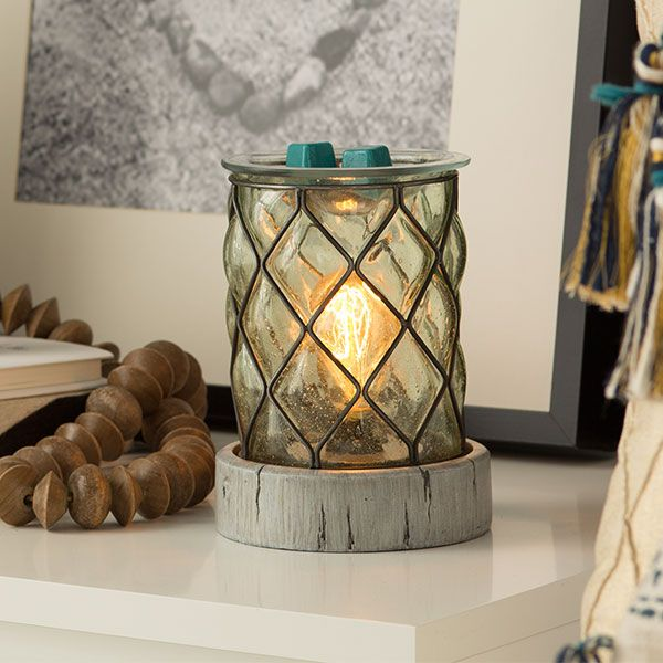 Country Light Edison Bulb Scentsy Warmer Scentsy Lamp