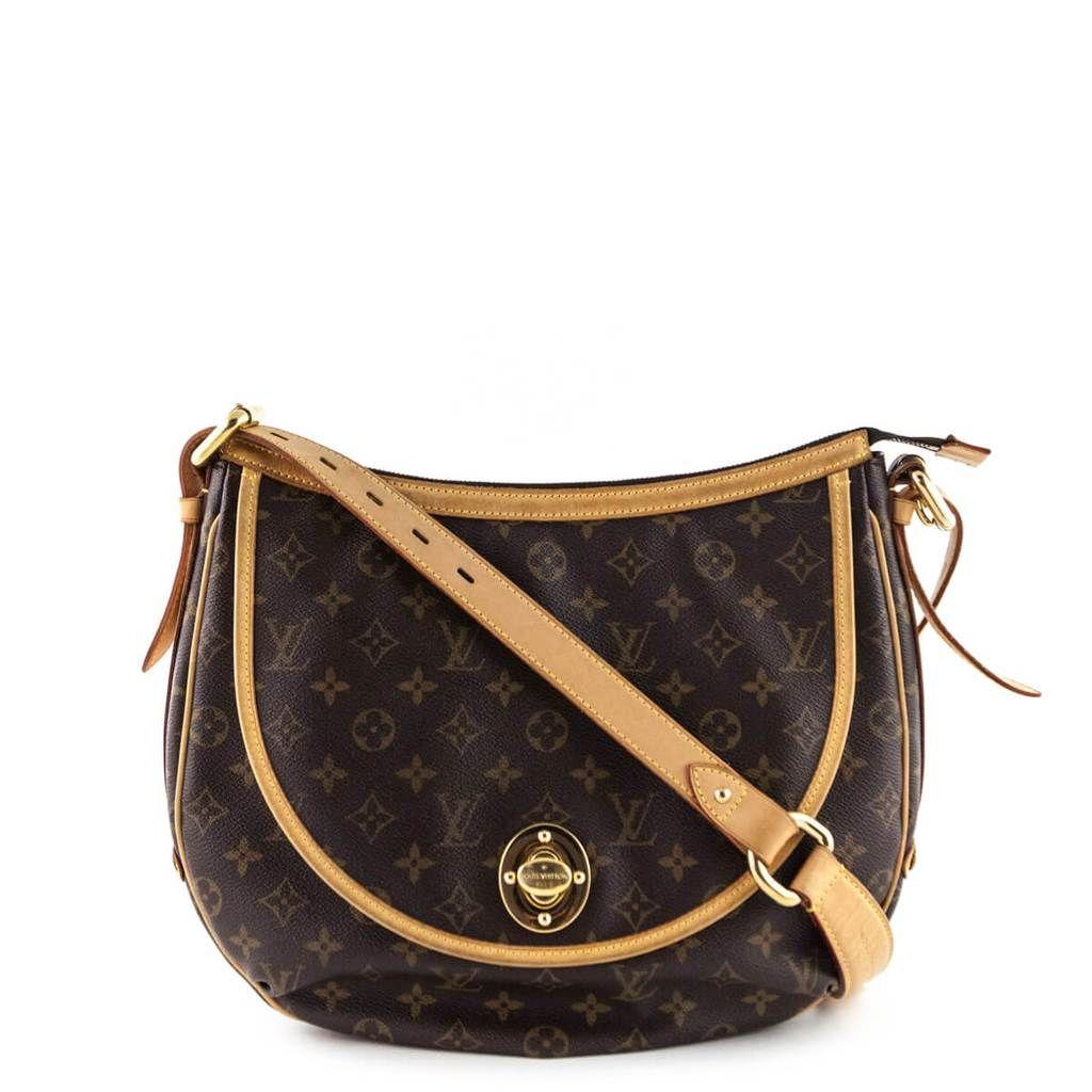 Louis Vuitton Monogram Tulum Gm Love That Bag Preowned Authentic Designer Handbags 975cad Louis Vuitton Monogram Louis Vuitton Louis Vuitton Handbags