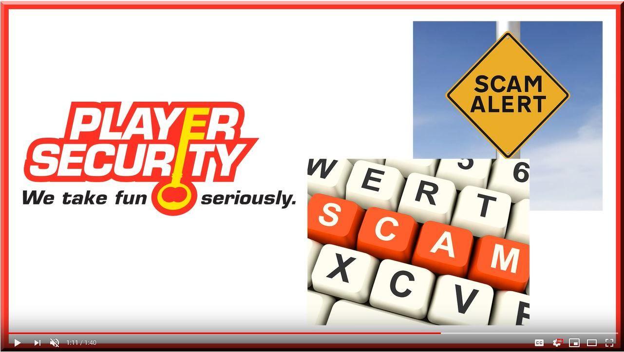 addiction alert gambling scam