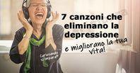 È provato dalla scienza: ascoltare queste 7 canzoni migliora la tua vita e aiuta ad eliminare la depressione