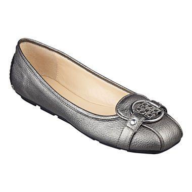 4991fb6b4957b Buy Liz Claiborne Iris Falt+Ballet Shoe today at jcpenney.com. You deserve  great deals and we ve got them at jcp!