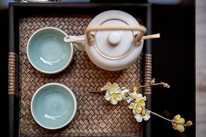西安style_【新提醒】西安•荣禾 山园小梅-郑树芬作... | Tea room, Kitchen ...