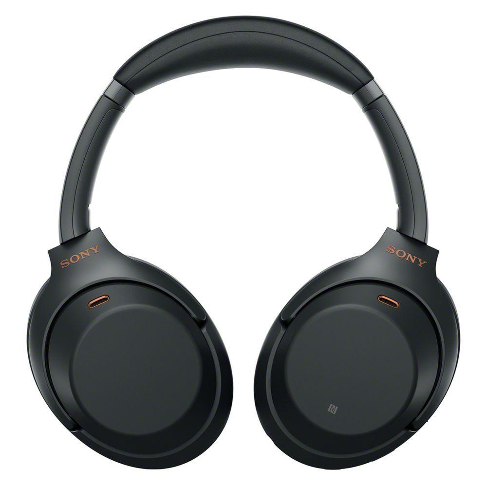 Sony's noise cancelling headphone range