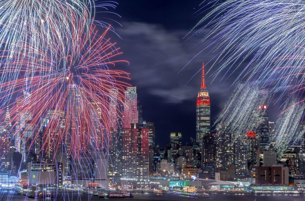 New Year's Eve is just around the corner, so take a look