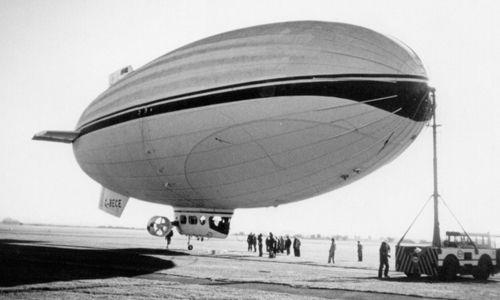 [1910]  Airship / Dirigeable