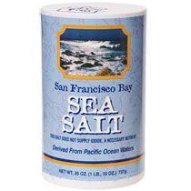 Bulk San Francisco Bay Sea Salt, 26 Oz. Canisters At DollarTree.com ·  Floral SuppliesKitchen ...