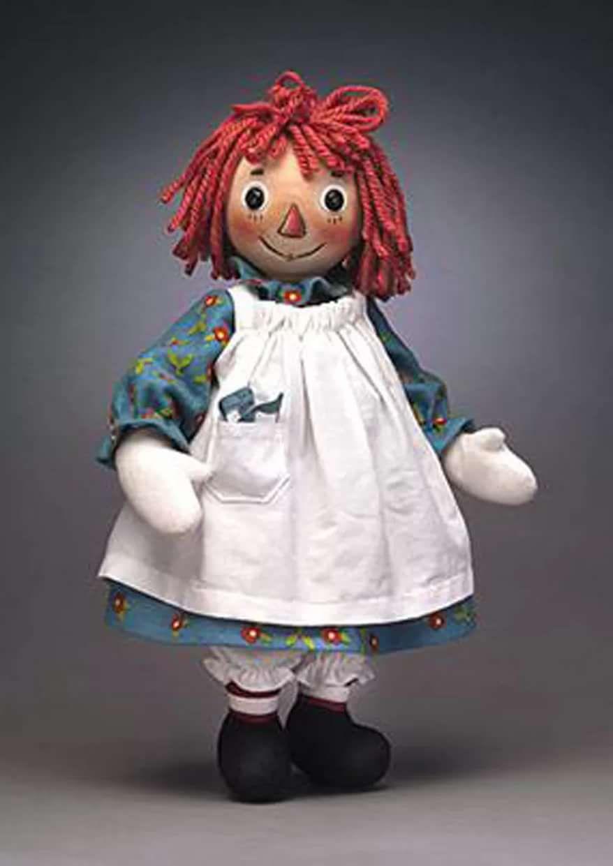 Выкройка к кукле реггеди энн фото 993