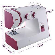 DIY: una funda para tu máquina de coser (con imágenes