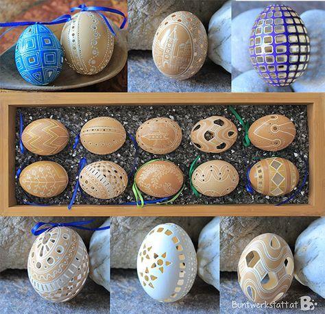 als ich das erste mal gebohrte eier gesehen hab war ich. Black Bedroom Furniture Sets. Home Design Ideas