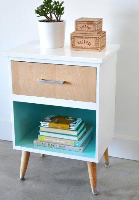 mesa-de-cabeceira-9   Interior Design   Pinterest   Bedrooms ...