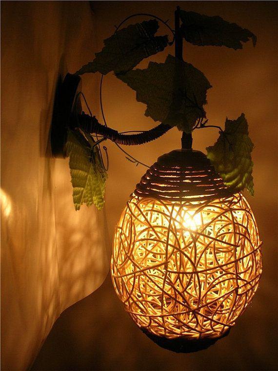 Creative Lamps Handmade