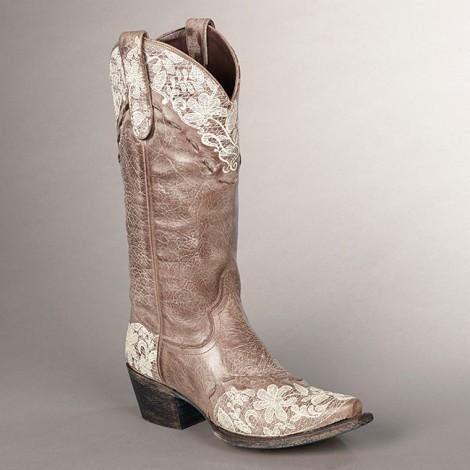 Lane boots, Cowgirl boots wedding