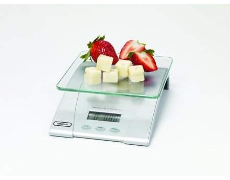 Farberware Professional Electronic Glass Top Kitchen Scale ...