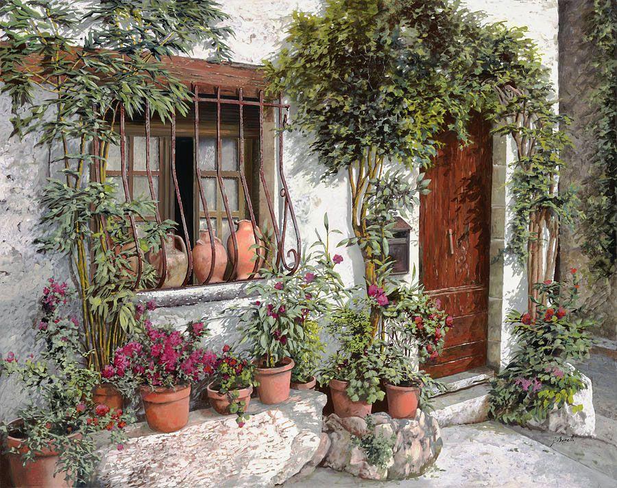 дворики средиземноморья картинки кондитерские изделия