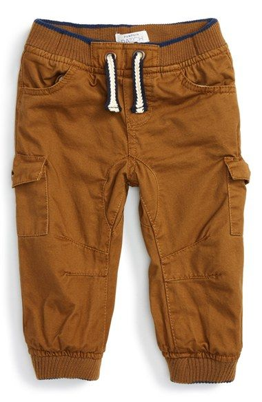 c0e08a0d873dd Free shipping and returns on Pumpkin Patch Cargo Pants (Baby Boys) at  Nordstrom.