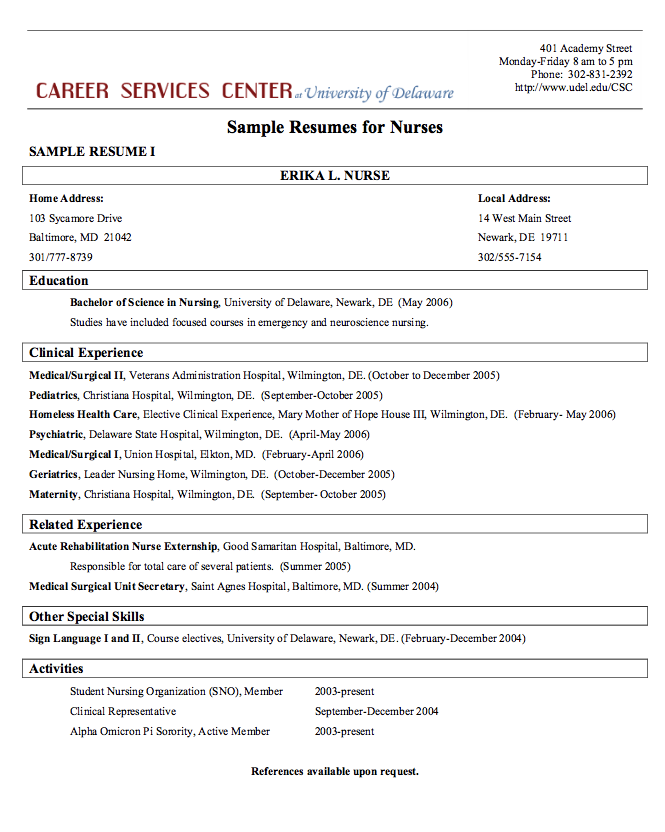 find this pin and more on free resume sample this examples graduate nurse. Resume Example. Resume CV Cover Letter