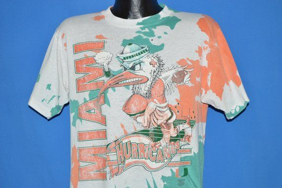 Oversized Tie dye University T shirt