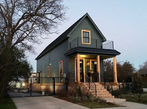 6 Charming Texas Rental Homes At The Center Of The 39 Fixer