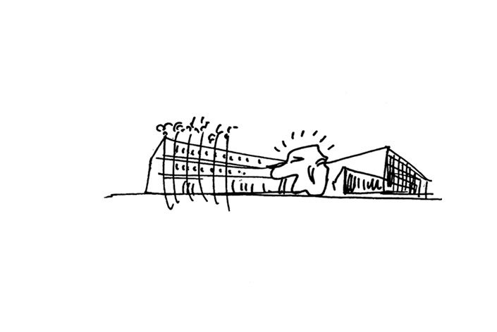 Bernard Tschumi Architects - School of Architecture, FIU, Miami, FL