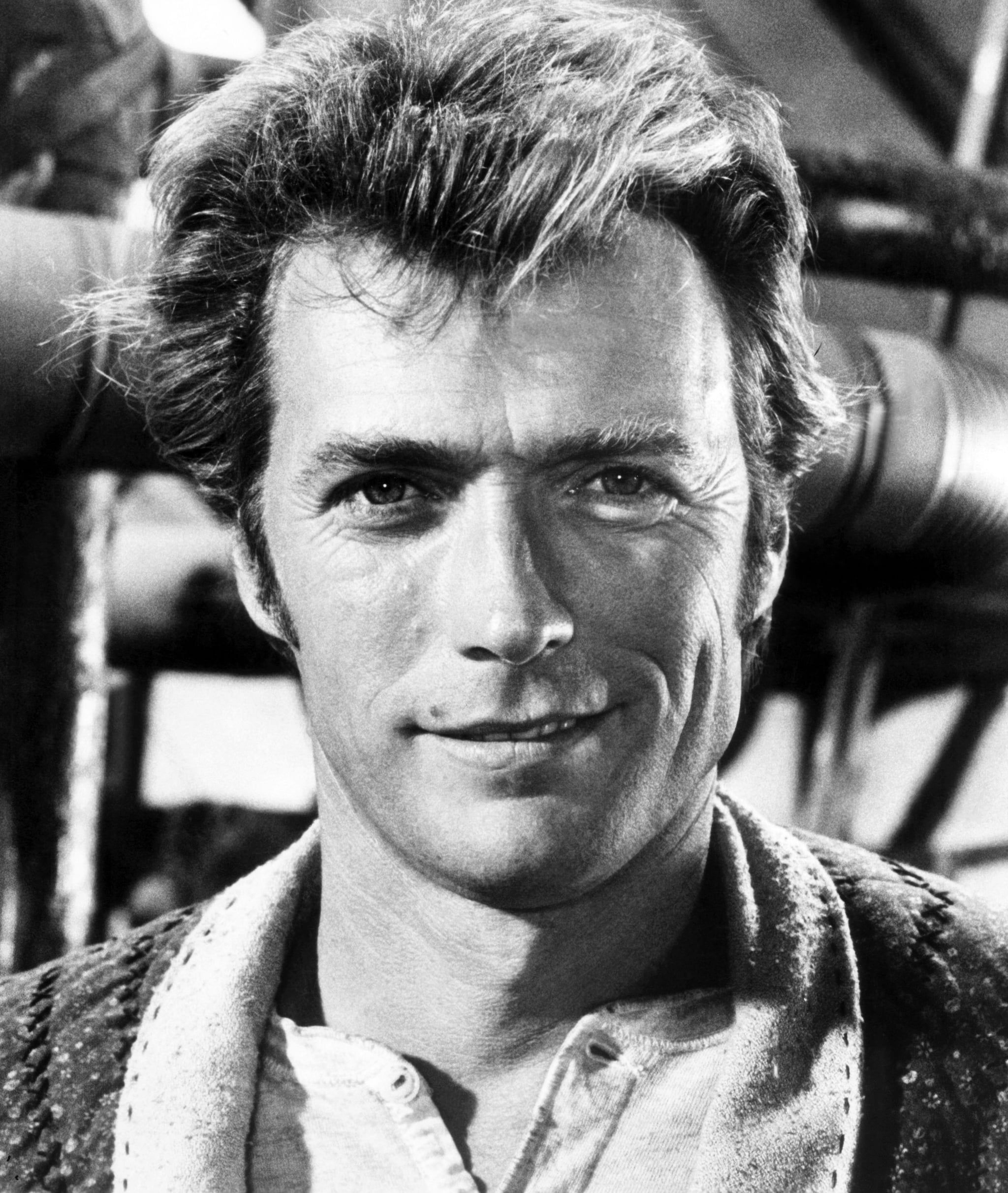You Guys, Clint Eastwood Was A Stone-Cold Fox When He Was