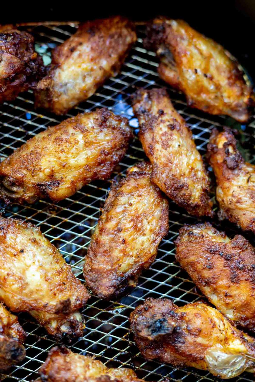 Air Fryer Paprika Chicken Wings Recipe Air fryer