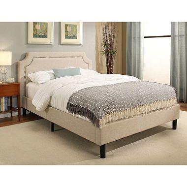 Allegro Queen Platform Bed Upholstered Platform Bed Queen