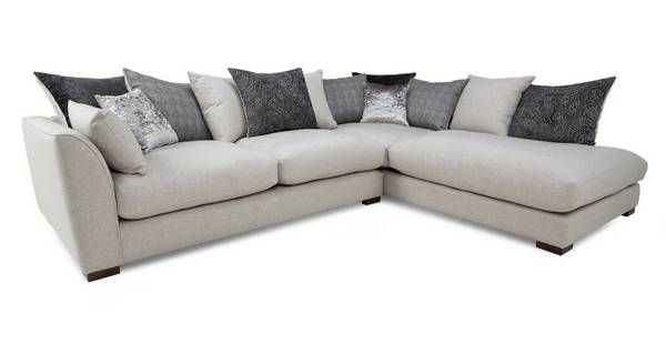 Loversall Pillow Back Left Hand Facing Arm Large Corner Group Living Room In 2019 Small Sofa Large Sofa Sofa