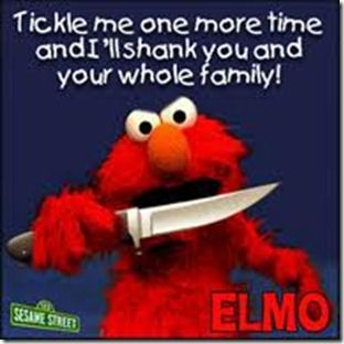 Suck me off elmo