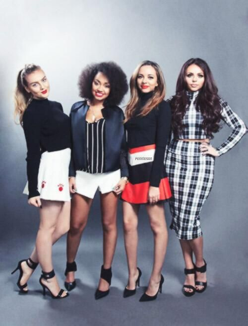 little mix photoshoot - Google Search