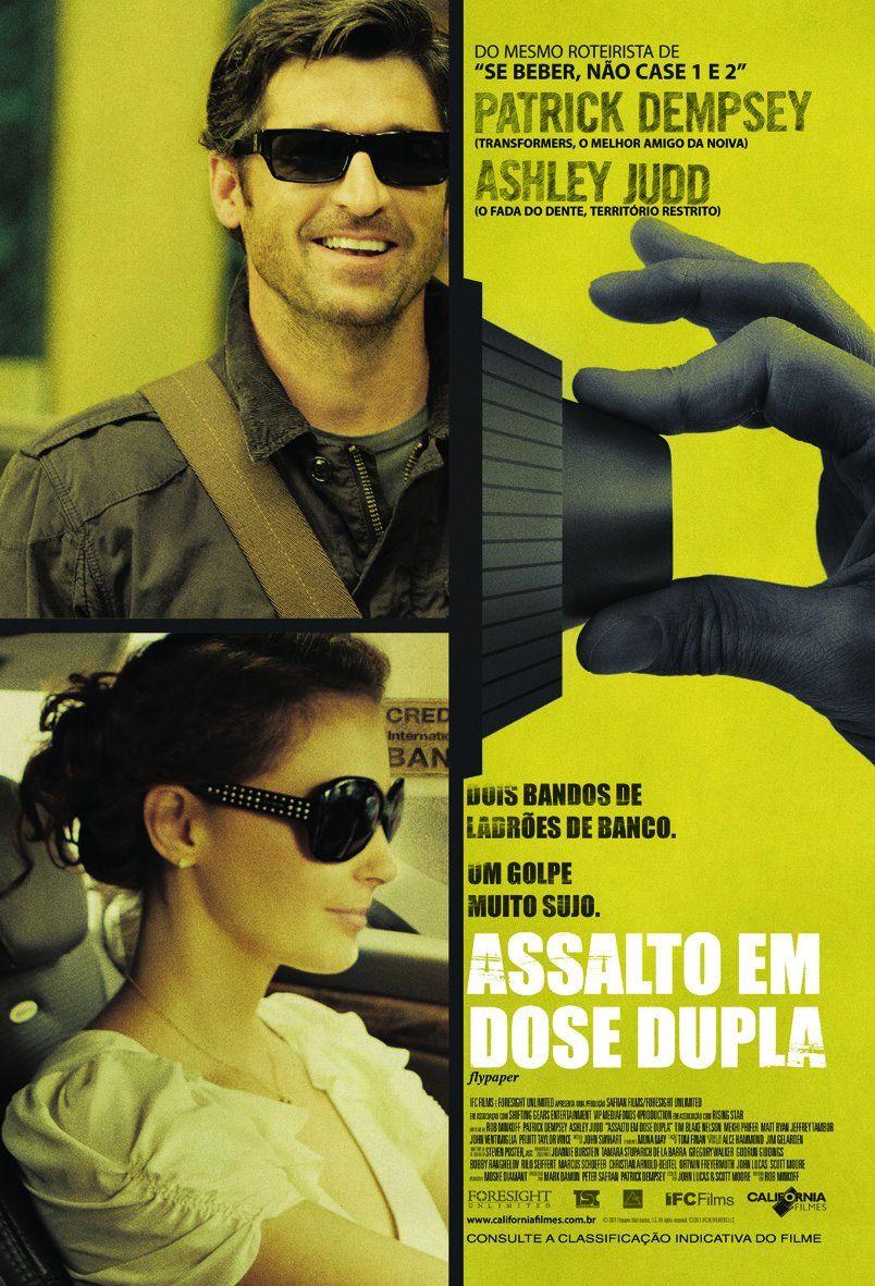 """""""ASSALTO EM DOSE DUPLA"""" (Flypaper - 2011)"""